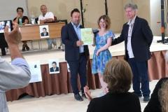 Prof.ssa Maria Concetta Cacciola premiata