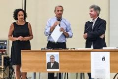 Valeria Maria Genua, Nuccio Barillà, Carmelo Giuseppe Nucera