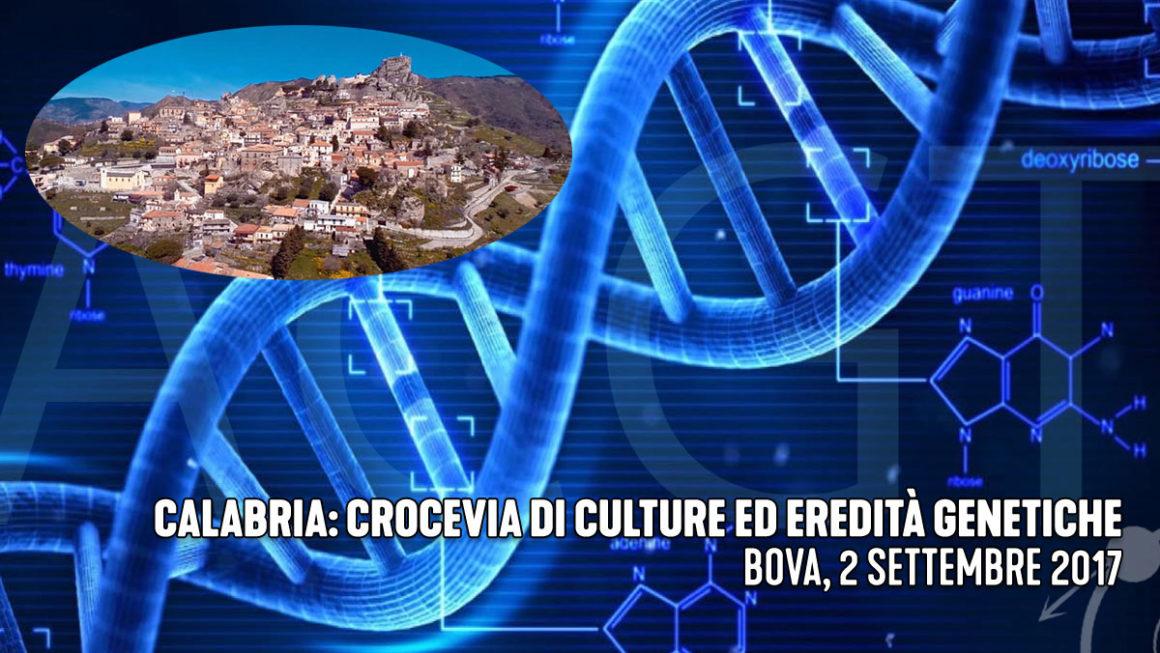 Convegno internazionale di genetica a Bova