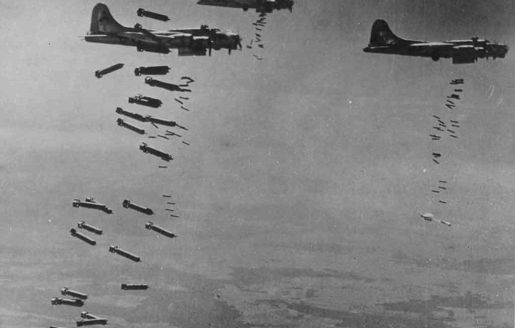 In memoria del bombardamento aereo del 2 settembre 1943