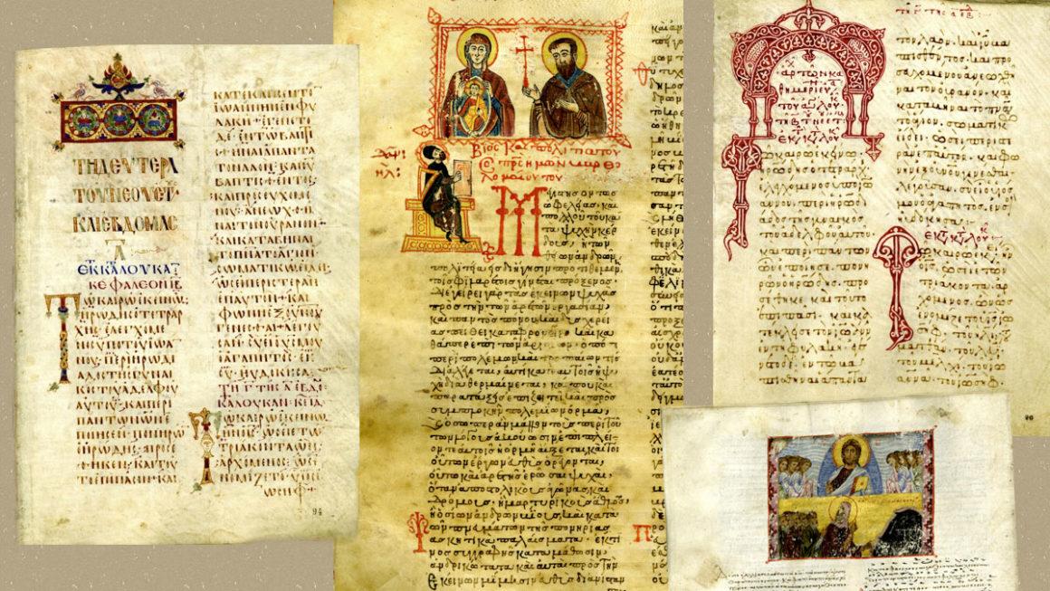 """I Manoscritti del Fondo del S. Salvatore della Biblioteca """"Giacomo Longo"""" di Messina: una Biblioteca greca ancora viva"""