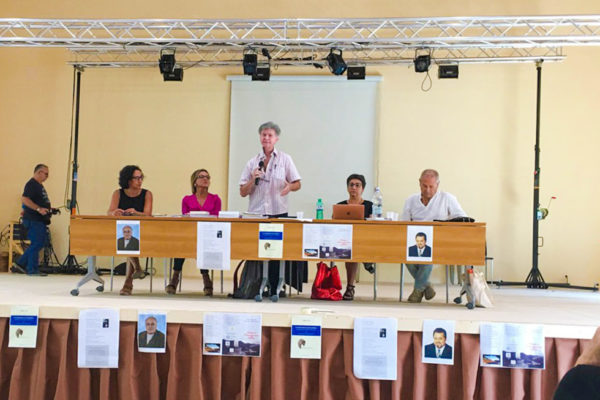 "Cerimonia e Conferenza II ediz. Premio ""Rohlfs-Mosino-Karanastasis"""