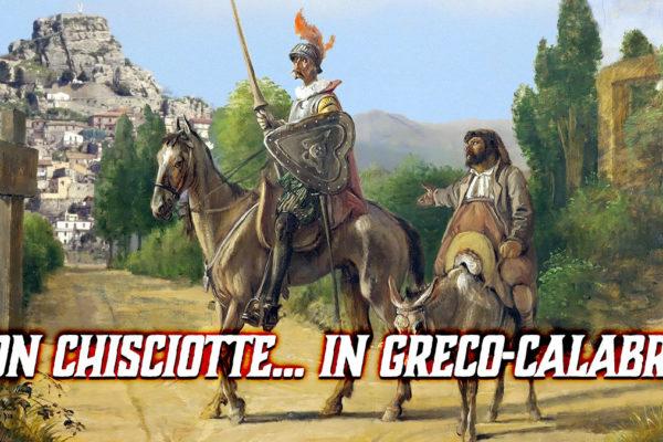 Don Chisciotte in greco di Calabria