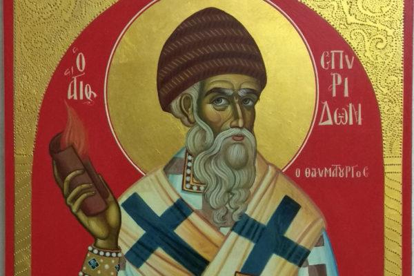 Le icone bizantine di Alexandros Alimpertis in mostra a Bova